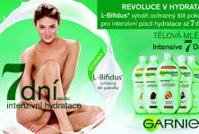 Výsledky Vašeho testování Garnier Intensive 7 days